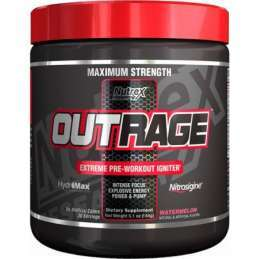 Nutrex Out Rage , 30 servings