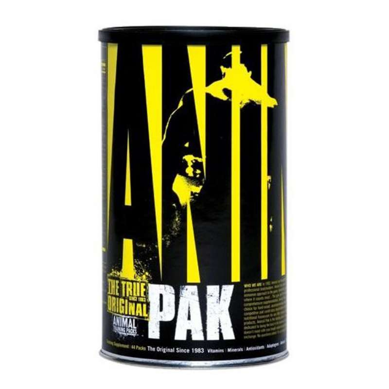 Animal Pak - 44packs
