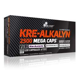 Olimp Kre-Alkalyn 2500 120caps