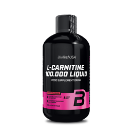Biotech L-Carnitine 100.000 Liquid 500ml
