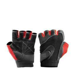 Better Bodies Pro lifting gloves black/red