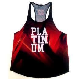 Platinum Red Tank