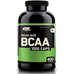 ON BCAA Mega-Size 400caps