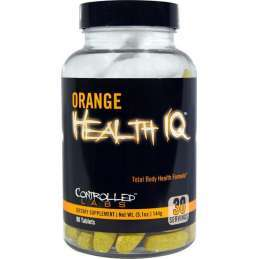 Controlled Labs Orange Health IQ 90tabs