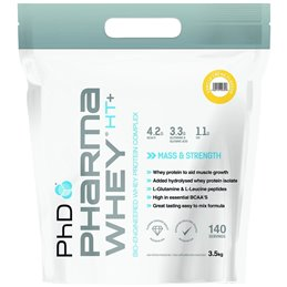 PhD Pharma Whey HT+  3500gr