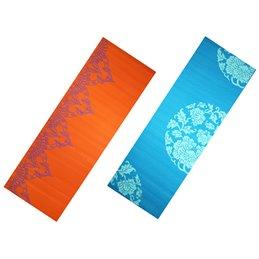 Yoga Mat PVC 173x61x0,6cm