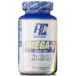 Ronnie Coleman Omega-3 120softgels