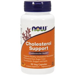 Now Foods Cholesterol Support 90vcaps