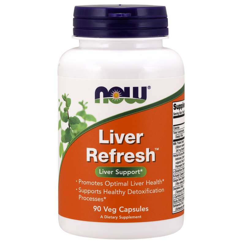 Now Foods Liver Refresh™ 90vcaps