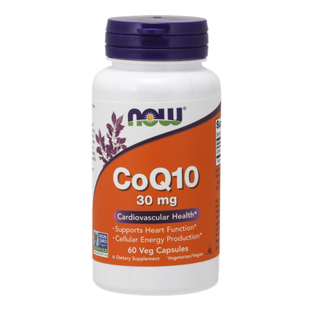 NOW Foods - CoQ10 30mg 60vcaps