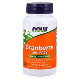 Now Foods Cranberry Maximum Strength 90vcaps