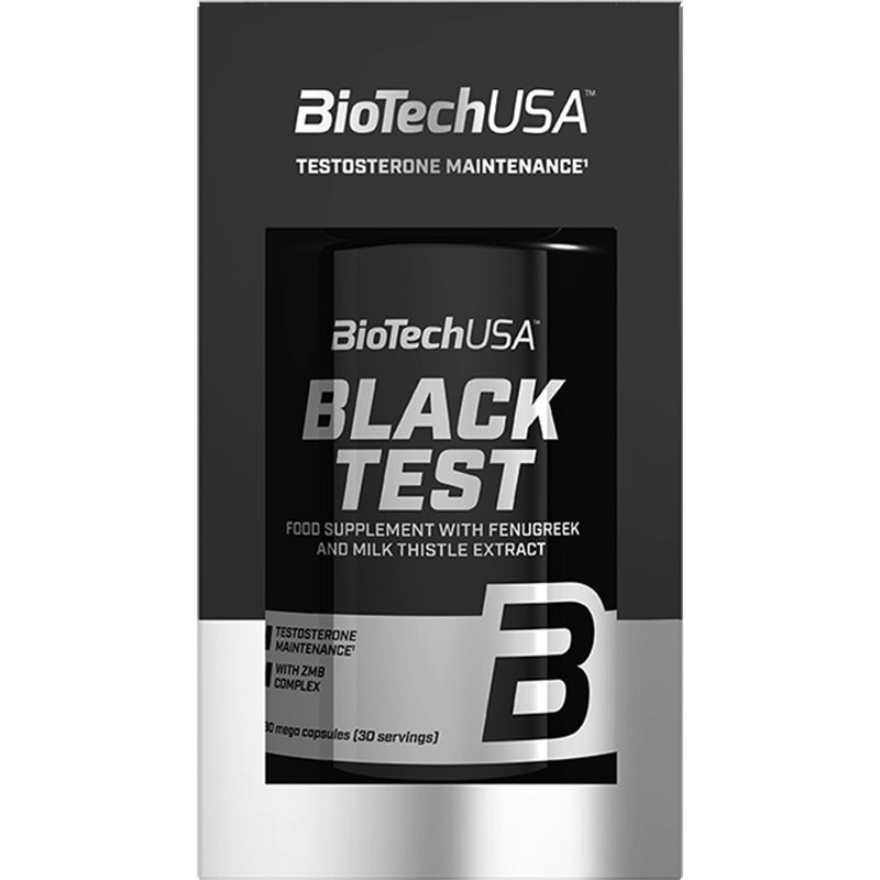 Biotech Black Test 90caps