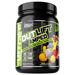 Nutrex OutLift Amped 436gr