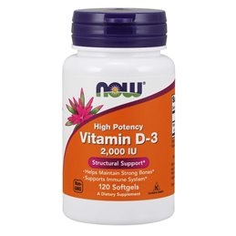Now Foods D3 1000iu 180softgels
