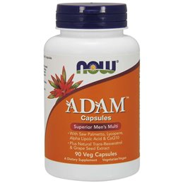 Now Foods ADAM Men's Multi 90vcaps