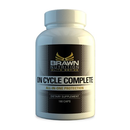 Brawn ON CYCLE COMPLETE 180caps