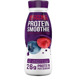 Scitec Protein Smoothie 330ml Raspberry & Blueberry
