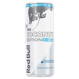 Red Bull The Coconut Edition Coconut & Berry 250ml