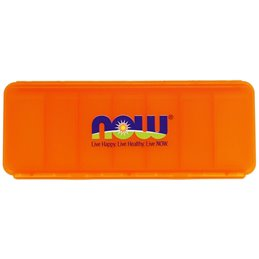 Now Foods Pill Case 7 Days