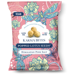 Popped Lotus Seeds 25gr