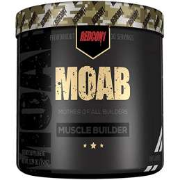 MOAB - Muscle Builder 210gr