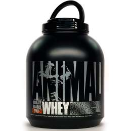 Animal Whey Isolate Loaded...