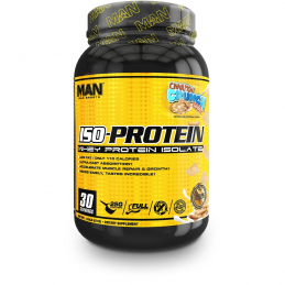 MAN ISO-PROTEIN 915gr