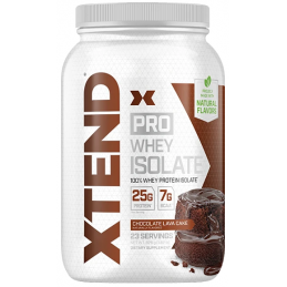 Xtend Pro Whey Isolate 826gr