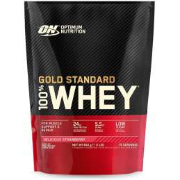 ON 100% Whey Gold Standard...