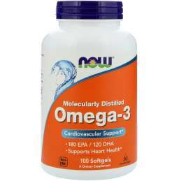 Omega 3 1000mg x 100softgels