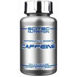 Scitec Caffeine 100caps